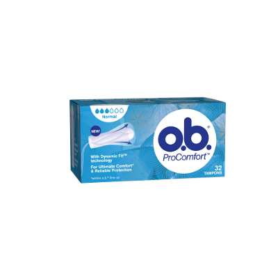 O.B. PROCOMFORT NORMAL TAMPONI  X32 KPL