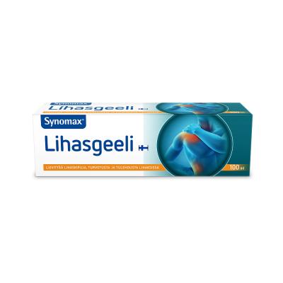 SYNOMAX LIHASGEELI 100 ml