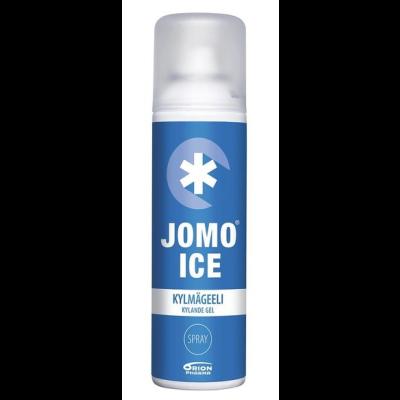 Jomo Ice kylmägeelispray aerosoli/painepakkaus X200 ML