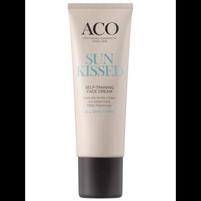 ACO Sunkissed Self-Tanning Face Cream P 50 ml