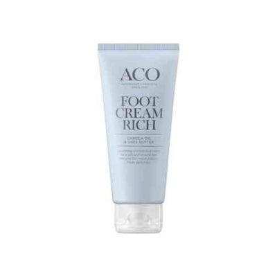 ACO BODY FOOT CREAM RICH HAJUSTETTU X100 ML