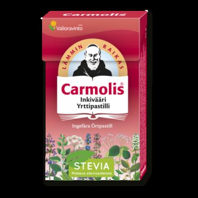 Carmolis Inkivääripastilli 45 g