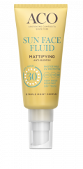 ACO Sun Face Fluid Mattifying SPF 30 40 ml