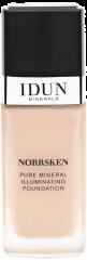 IDUN Norrsken meikkivoide Jorunn 30 ml