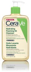 CeraVe Hydrating Foaming Oil Cleanser 473 ml