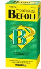 Befoli B-vitamiini tabl 30 kpl