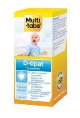 MULTI-TABS D-TIPAT X10 ML