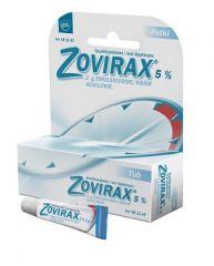 ZOVIRAX 5 % emuls voide 2 g