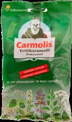 Carmolis Sokeriton Yrttikaramelli