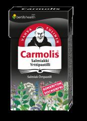 Carmolis Salmiakki Yrttipastilli