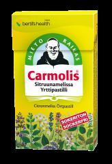 Carmolis Sitruunamelissa yrttipastilli